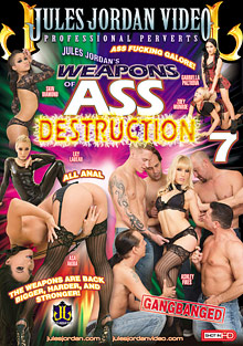 Double Penetration : Weapons Of Ass Destruction 7!