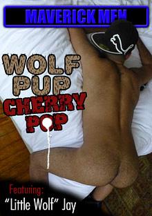 Gay Mature Men : Wolf Pup cherry Pop!