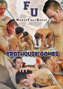 Gay Boyfriend : Frathouse Games!