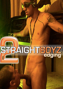 Gay Interracial Sex : StraightBoyz Edging 2!