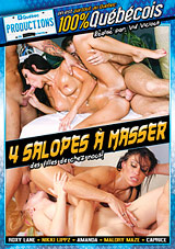 4 Salopes A Masser Xvideos