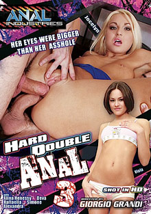 Double Penetration : Hard Double Anal 3!