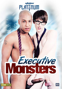 Gay Porn : Executive Monsters!