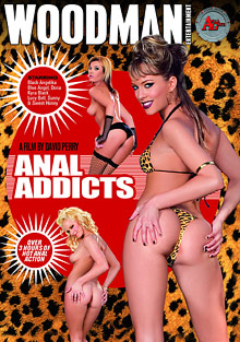 Anal Gate 4: Anal Addicts cover
