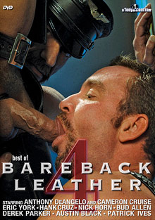 Gay Fetish Sex : Best Of bareback Leather 4!