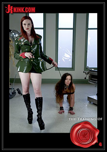 BDSM Library : The Training Of O: Devaun, Day Three!