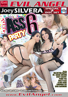Anal Fucking : The ass Party 6!