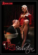 TS Seduction:  Cabaret:  TS Danni Daniels Owns Christian