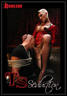 TS Seduction:  Cabaret:  TS Danni Daniels Owns Christian cover