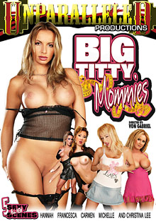 Retro Vintage Porn : huge Titty Mommies!