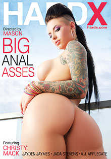 Big Anal Asses cover