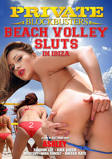 Anal Fucking : Beach Volley whores In Ibiza!