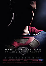 Man Of Steel XXX An Axel Braun Parody