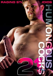 Gay Big Dick : Humongous Cocks 21!
