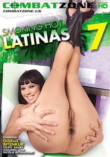 Smokin Hot Latinas 7 cover