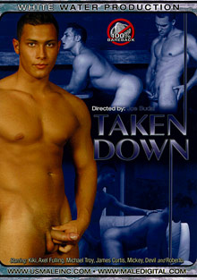 Gay Bareback Sex : Taken Down!
