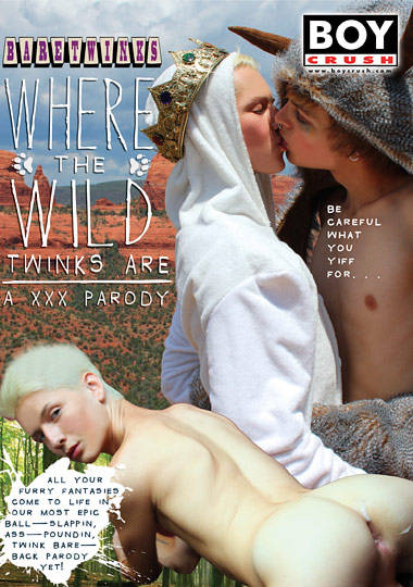 Where The Wild Twinks Are: A XXX Parody cover
