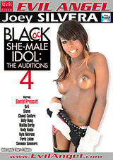 Black She-Male Idol 4: The Auditions