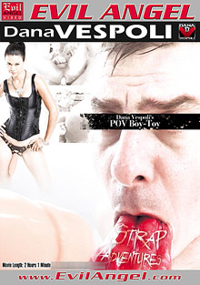 Dana Vespoli's POV Boy-Toy Strap Adventures cover