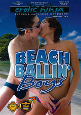 Erotic Ninja 10: Beach Ballin' Boys