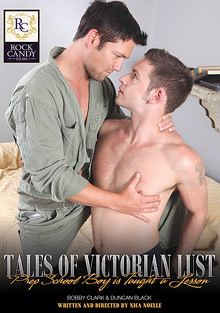 Tales Of Victorian Lust: Prep School Boy Is Taught A Lesson cover