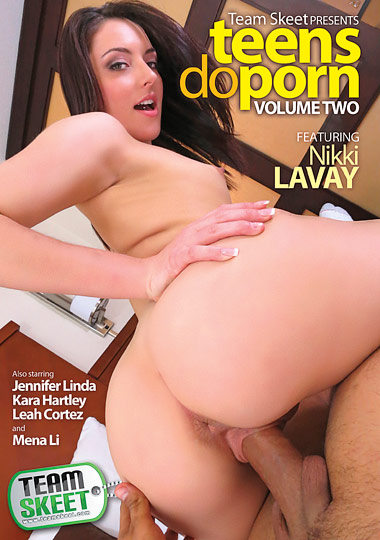 Teens Do Porn 2 cover