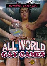 Erotic Ninja 8: All World Gay Games Xvideo gay