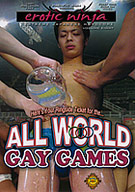 Erotic Ninja 8: All World Gay Games