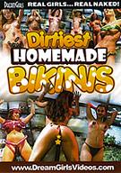 Dirtiest Homemade Bikinis