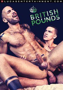 Gay Muscle Men : British Pounds!