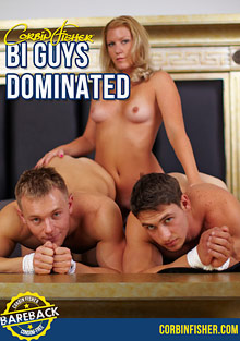 Bisexual Porn : Bi dudes Dominated!