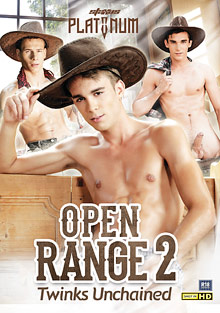 Gay Twinks Sex : Open Range 2: gay teen boys Unchained!