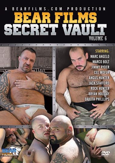 Bear Films Secret Vault 6 cover