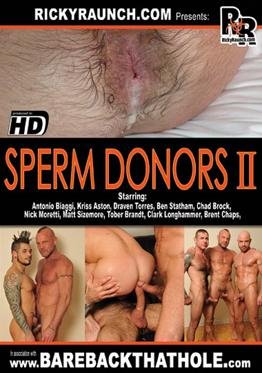 Sperm Donors II cover