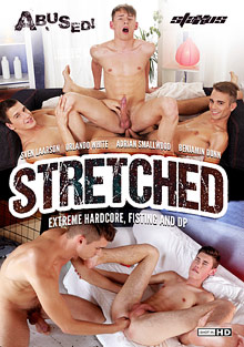 Gay Twinks Sex : Stretched!