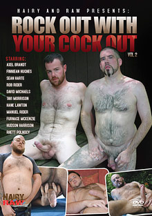 Gay Bareback Sex : Rock Out With Your dick Out 2!