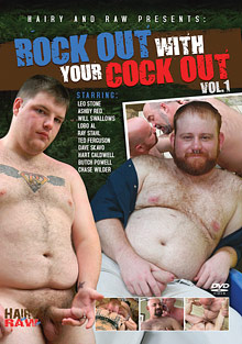 Gay Bears Hairy : Rock Out With Your Cock Out!