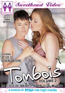 Retro Vintage Porn : Tombois 2!