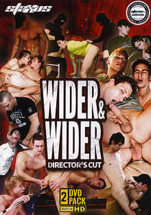 Gay Porn : Wider And Wider Part 2!