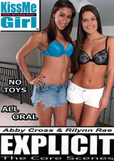 KissMe Girl Explicit: The Core Scenes: Abby Cross And Rilynn Rae Xvideos