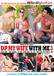 Double Penetration : double penetration My house-wife With Me 3!