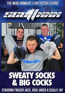 Sweaty Socks And Big Cocks cover