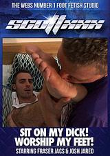Sit On My Dick Worship My Feet