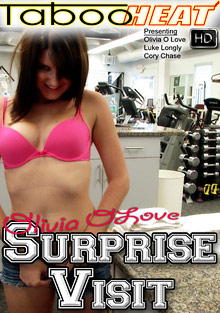 Adult Videos : Olivia OLove: Surprise Visit!