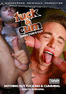 Gay Cum Sperm : Fuck And jism!