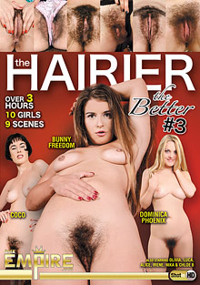 The Hairier The Better 3 cover