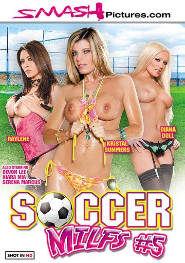 Soccer MILFs 5 cover
