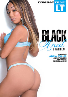 Black Cuties : Black Anal Diaries!