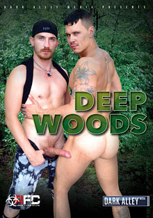 Gay Bareback Sex : Deep Woods!