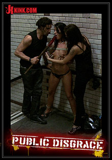 BDSM Library : Public Disgrace: czech women Disgraced In The Streets!